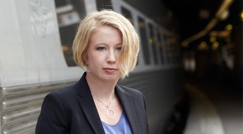 """Kristina Ohlsson debuterar på Piratförlaget i höst med """"Askungar"""""""
