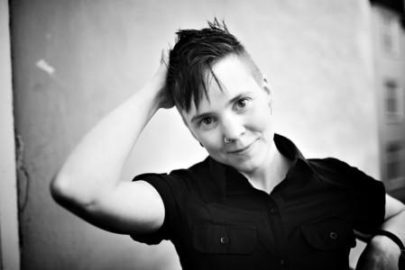 Sara Lövestam, vinnare i Bok-SM