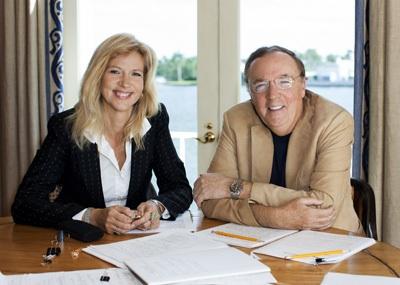 Liza Marklund och James Patterson