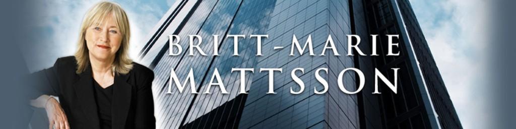 Britt-Marie Mattsson