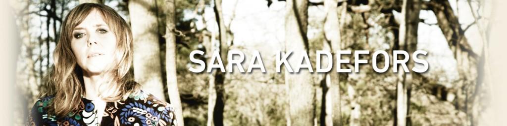 Sara Kadefors
