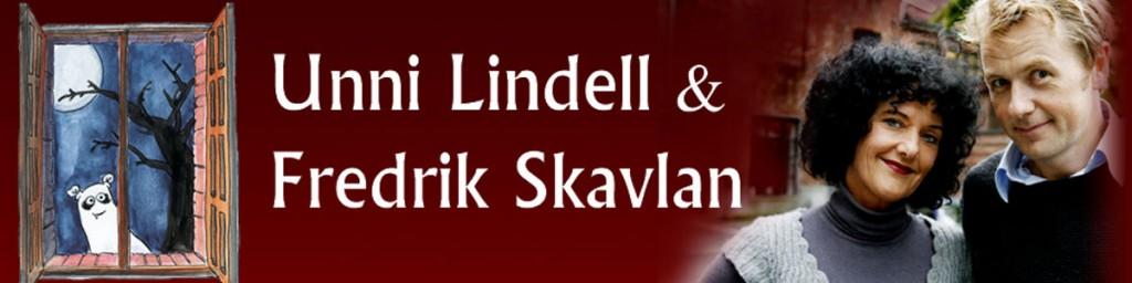 Unni Lindell & Fredrik Skavlan