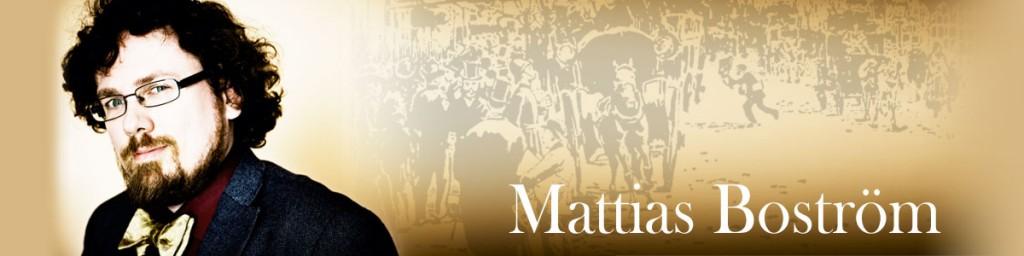 Mattias Boström