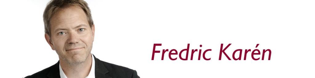 Fredric Karén