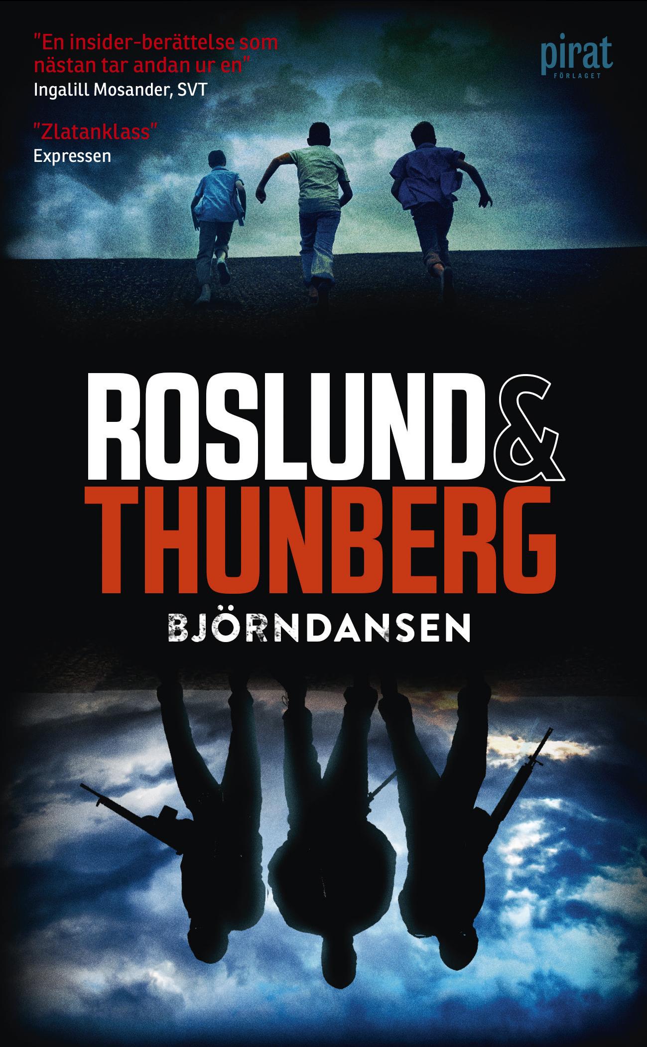 E-bok Björndansen av  Roslund & Thunberg