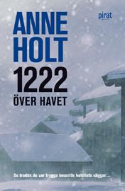 Ljudbok 1222 över havet av Anne Holt