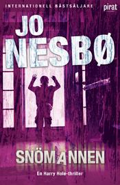 Ljudbok Snömannen av Jo Nesbø